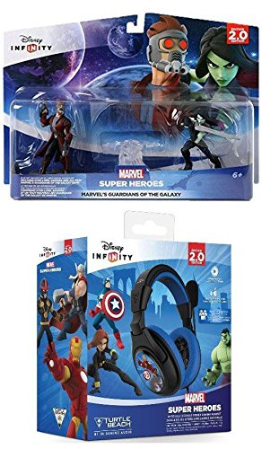 Disney Infinity 2.0: Guardians Of The Galaxy Playset + Marvel Super Hero (Disney Galaxy The Of Guardians)