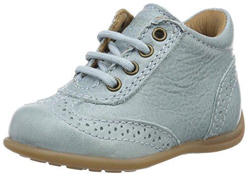 Sapatos Bisgaard Bebê Unisex Prazo Aluno-walker Azuis (600-2 Azul)