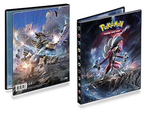 Ultra Pro 85128 Pokémon PKM SM02 4-Pocket Portfolio Spiel