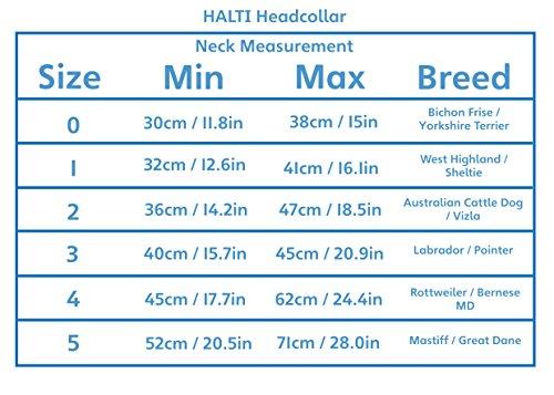 Halti Headcollar Padded Black, Size 1 7