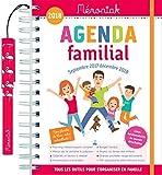 Telecharger Livres Agenda familial Memoniak 2017 2018 (PDF,EPUB,MOBI) gratuits en Francaise