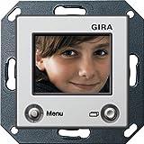 Gira 1286203 TFT-Farbdisplay E22 aluminium