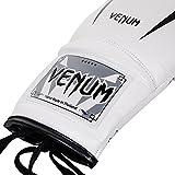 Venum Erwachsene Boxhandschuhe Mit Schnürsenkel Giant 3.0, Weiß, 12 oz, 02729-002 - 3