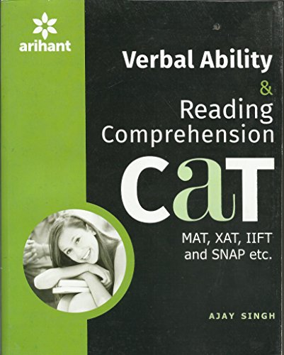 Verbal Ability & Reading Comprehension CAT,MAT,XAT,IIFT and SNAP etc.