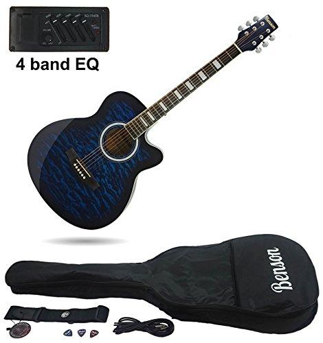 Benson Elektroakustische Gitarre,
