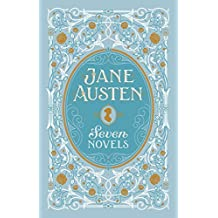 Jane Austen (Barnes & Noble Omnibus Leatherbound Classics): Seven Novels (Barnes & Noble Leatherbound Classic Collection)