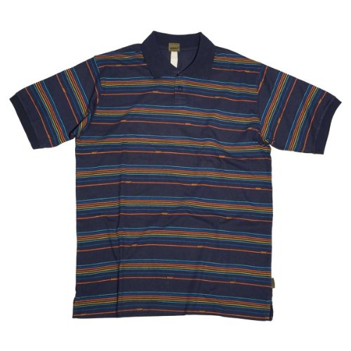ADDICT Polo 8 STRIPE Navy