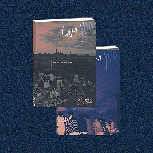 Stray Kids - I am You [Random ver.] (3rd Mini Album) CD+Photobook+3 QR Photocards+Pre-Order Benefit+Folded Poster+Extra Photocards Set