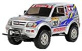 Tamiya 300058602 1:10 RC Rallye Mitsubishi Challenger CC-01