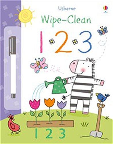 Wipe-Clean 123 (Wipe-clean Books)