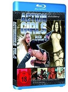 Actiongirls Vol.4 (Blu-Ray) [Import anglais]