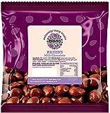 Biona Organic Milk Chocolate Covered Raisins 60 g (Pack of 6)