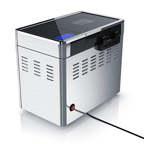 Arendo Edelstahl Brotbackautomat - 2