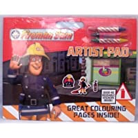 Fireman Sam: Giant Artist Pad