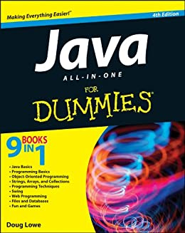 Java All-in-One For Dummies by [Lowe, Doug]