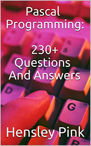 Pascal programming 230 questions and answers gcse gce and csec pascal programming 230 questions and answers gcse gce and csec students by fandeluxe Images