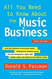 Produkt-Bild: All You Need to Know About the Music Business: Ninth Edition