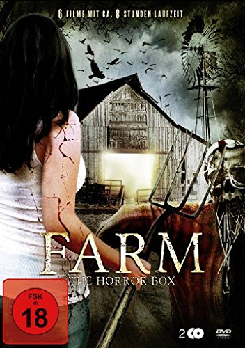 The Farm - Uncut Horror Box Edition [2 DVDs] Uncut-box