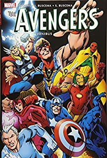 The Avengers Omnibus Vol. 3 (1302910205) | Amazon Products