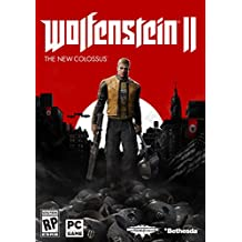 Wolfenstein II: The New Colossus - Standard Edition | PC Download - Steam Code