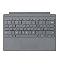 Microsoft Surface Pro Signature Type Cover, English and Arabic Keybiard,  Platinum Color [FFP-00014]