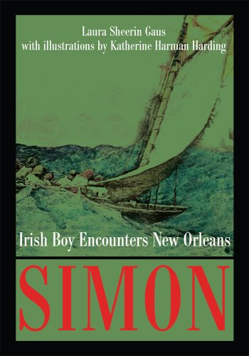 Simon: Irish Boy Encounters New Orleans (English Edition)
