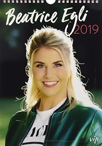 Beatrice Egli 2019: Der offizielle Star-Kalender por Beatrice Egli