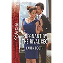 Pregnant by the Rival CEO (Harlequin Desire)