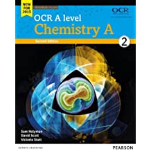 OCR A level Chemistry A Student Book 2 + ActiveBook (OCR GCE Science 2015)