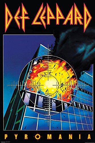 poster-def-leppard-pyromania-61cm-x-915cm