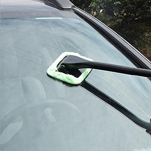 Lalilei en microfibre nettoyant pour pare-brise voiture facile, poignée amovible