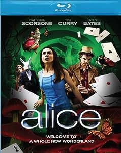 Alice  [2009] [US Import] [Blu-ray] [Region A]