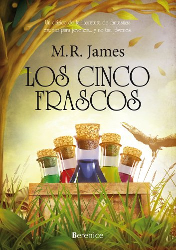 Los cinco frascos – M. R. James  51400iVeiqL