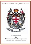 Kompendium des Ritterordens der Templer von Jerusalem - Robert Dale Fazzio