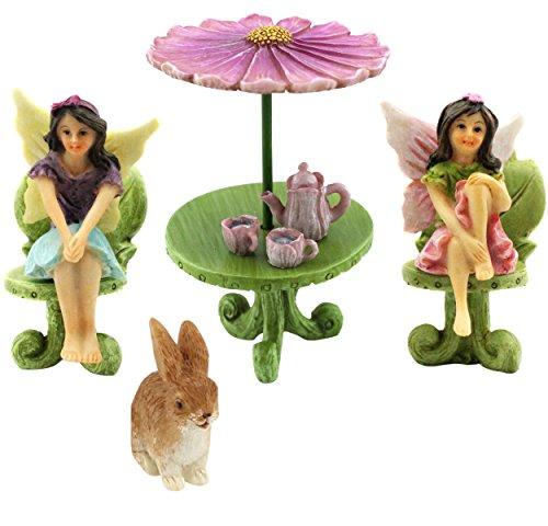 Fairy Garden Ornaments–Zubehör & Miniatur Garten Fee Figuren–von pretmanns (Fee Ornamenten)
