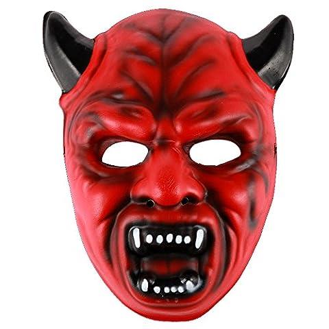 Eizur Halloween Horreur Masque Drôle Diversité Monstre Effrayant Facial Masque