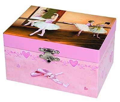 Trousselier–Box mit Spieluhr und Ballerina–Verschiedene Modelle zur Auswahl