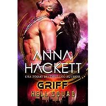 Griff: A Scifi Alien Invasion Romance (Hell Squad Book 17) (English Edition)