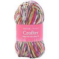 Sirdar Snuggly Baby Crofter DK Double Knitting - 50g Mimi (146)