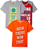 #9: Cherokee Boys' Plain Regular Fit T-Shirt (Pack of 3)(275787498 ASSORTED 11Y)