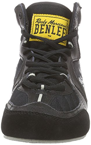BENLEE Rocky Marciano Herren Boxing Boots The Rock black/concrete grey