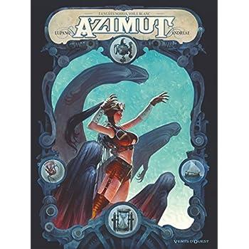 Azimut - Tome 04: Nuées noires, voile blanc