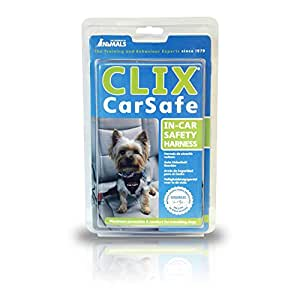 The Company of Animals CLIX CarSafe Harness Extra Small