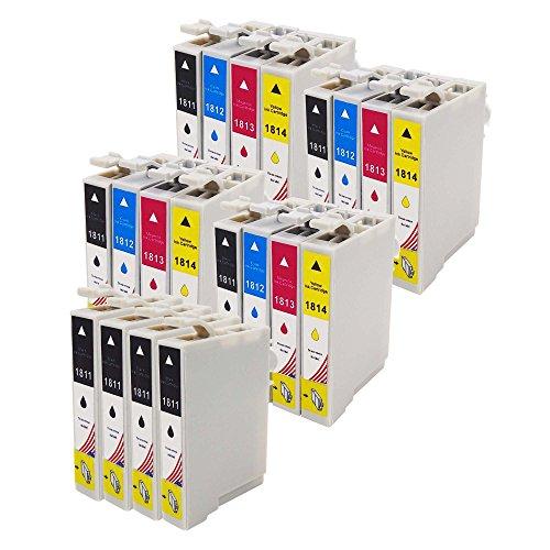 Toner Kingdom 20er Pack kompatibel zu Epson 18XL