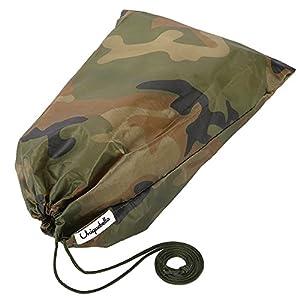 UNIQUEBELLA UQ Filet de camouflage Vert Tactique Militaire Sniper Fusil Pour Camping Chasse Désert Jungle