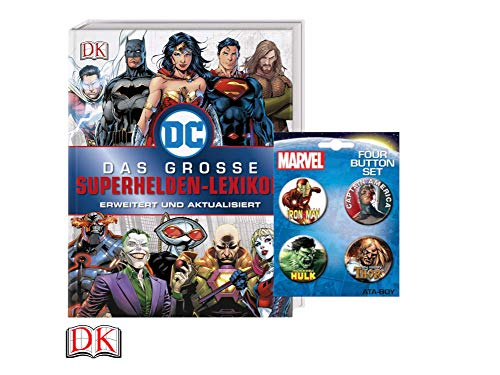 Stärkste Marvel Superheld - Unbekannt DC Comics Das große Superhelden-Lexikon