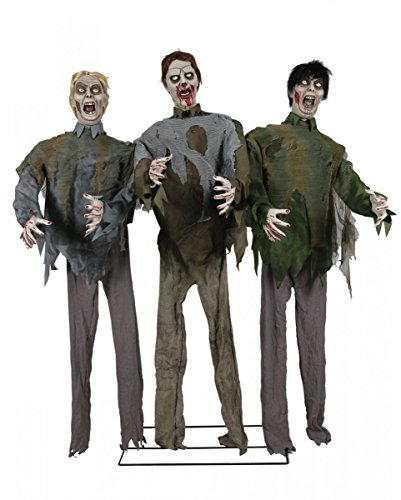 rde als Halloween Figuren Animatronic 185 cm (Halloween Figuren)