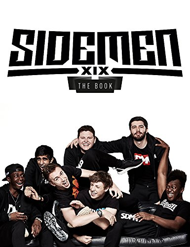 Sidemen: The Book Cover Image