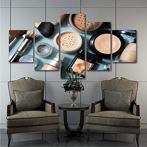 ycmjh 5 schönheitssalon Make-up HD Druck leinwand malerei raumdekoration Poster, Size2
