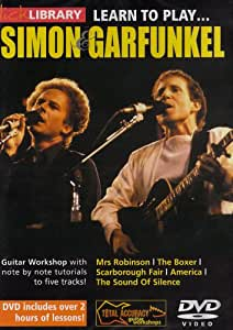 Learn to Play - Simon and Garfunkel [Import anglais]